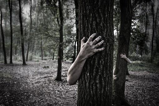 Agorafobia manos