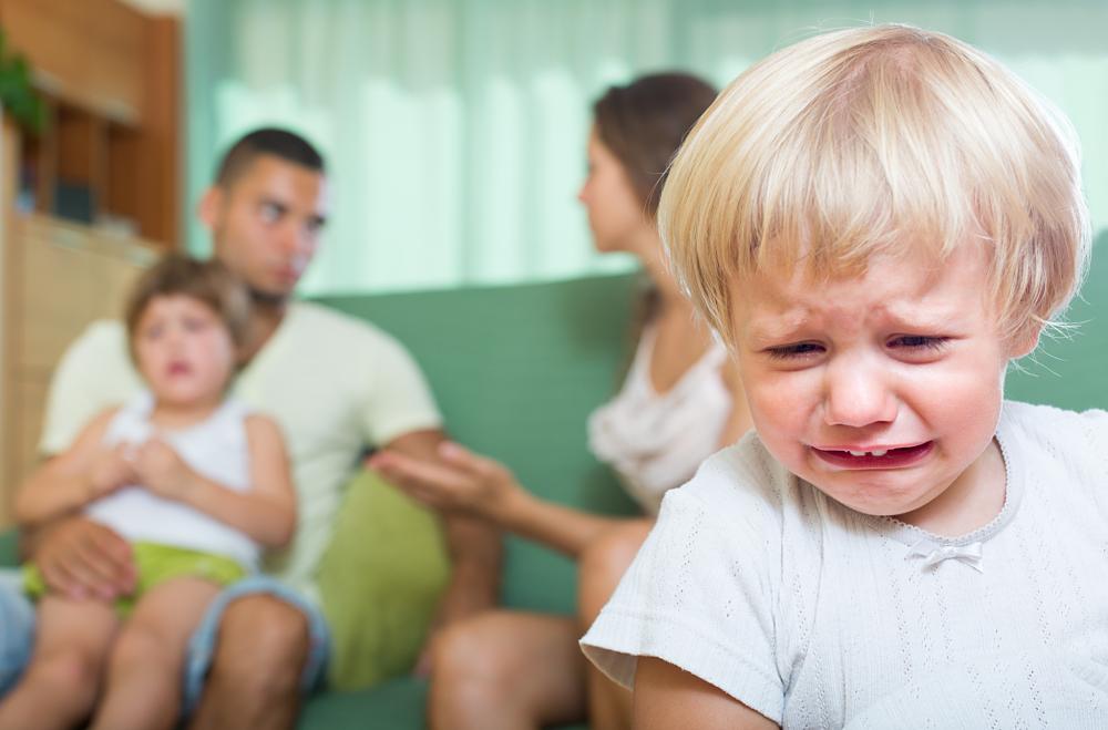 Divorcio con niños