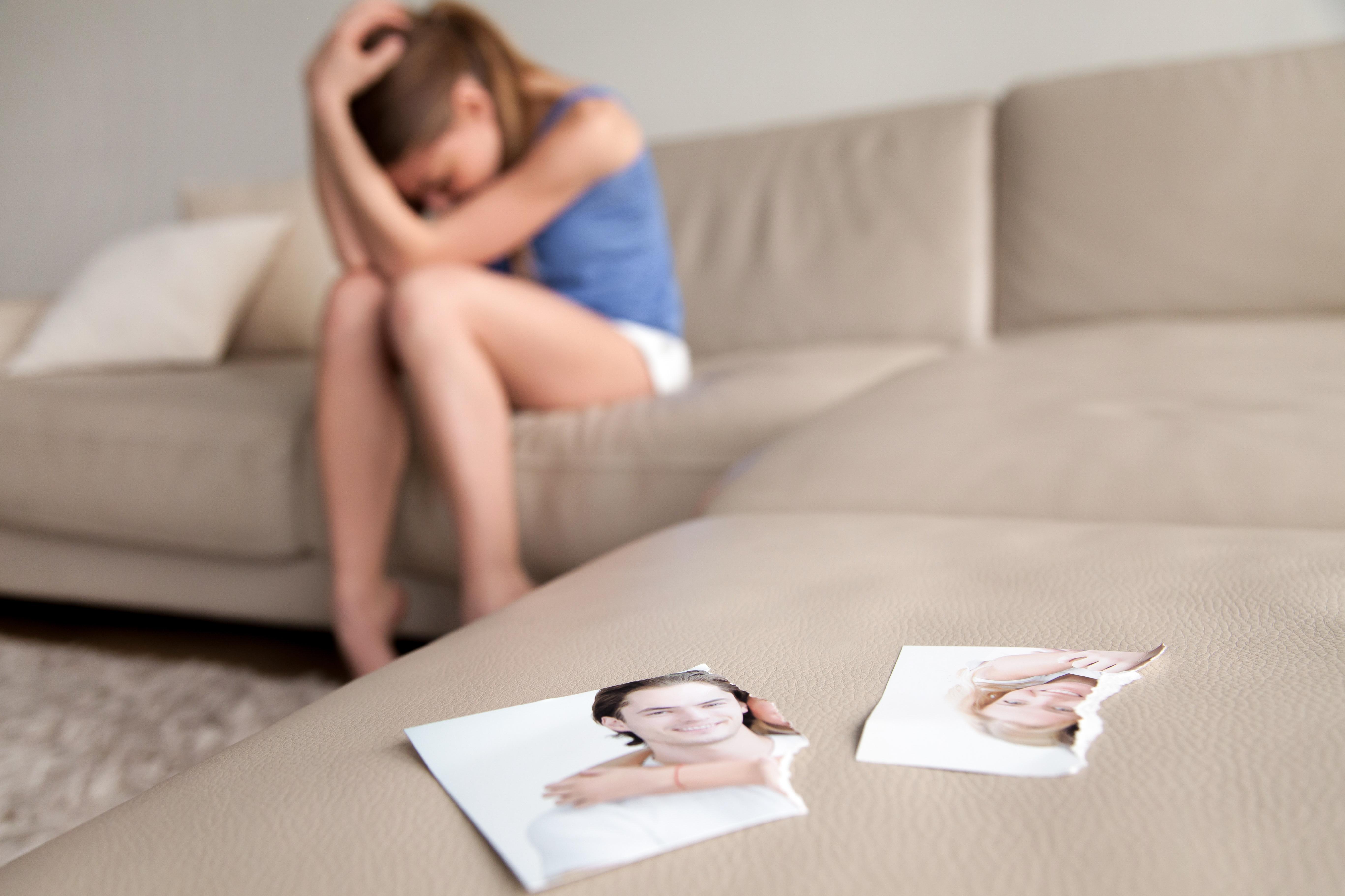 fases del duelo por una ruptura