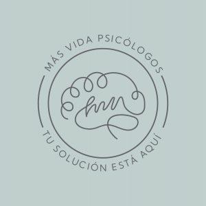 Logotipo Más Vida Psicólogos Benalmádena