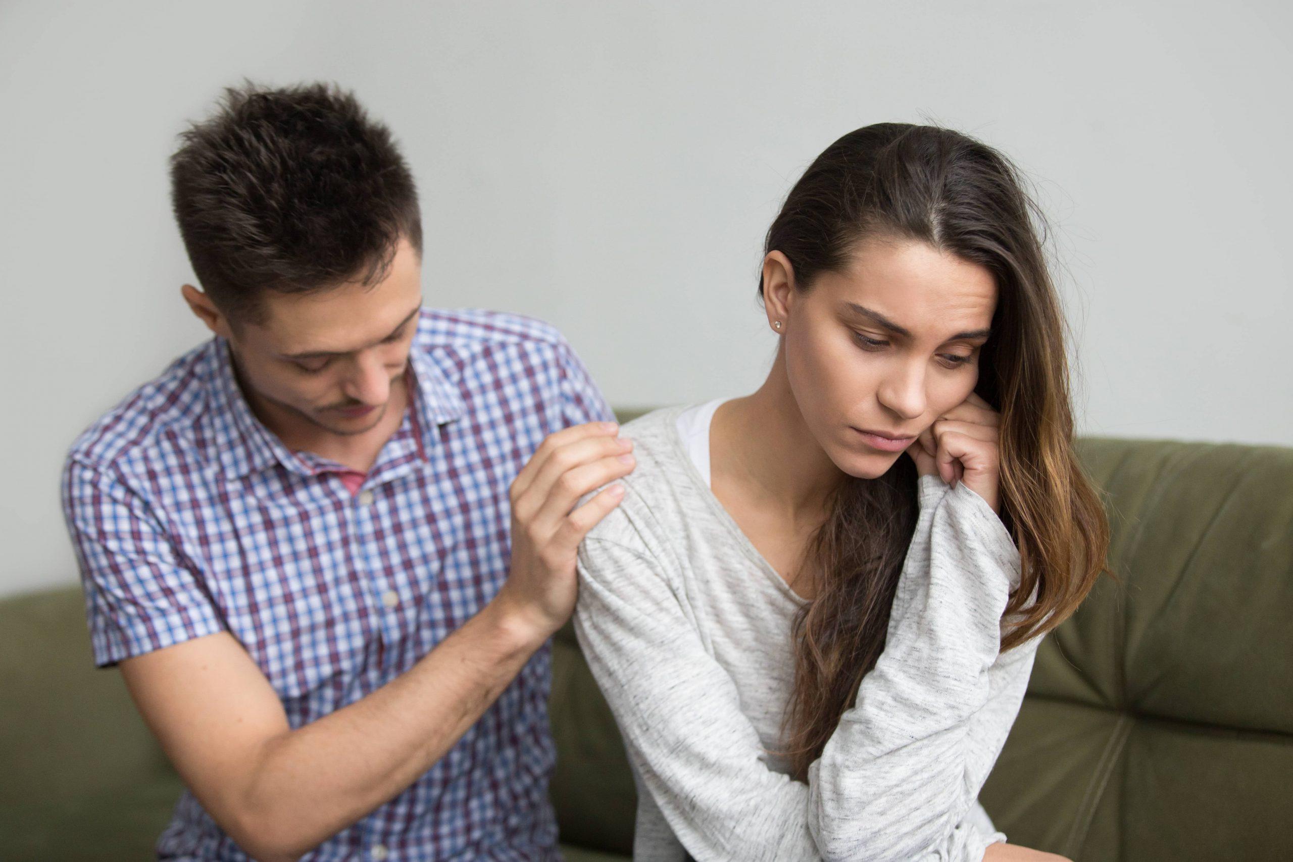 Algunos problemas a los que se enfrentan las parejas